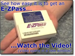 Watch a brief video on getting an E-ZPass with the Chesapeake Expressway